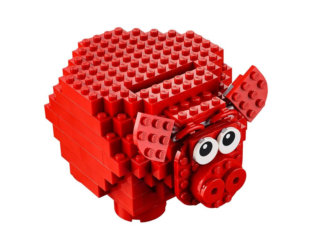 LEGO Set 40155-1 Piggy Coin Bank