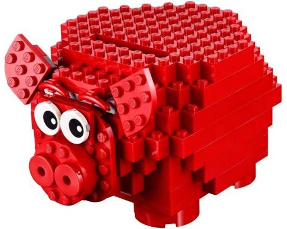 LEGO Set 40155-1 Piggy Coin Bank (Model - A-Model)