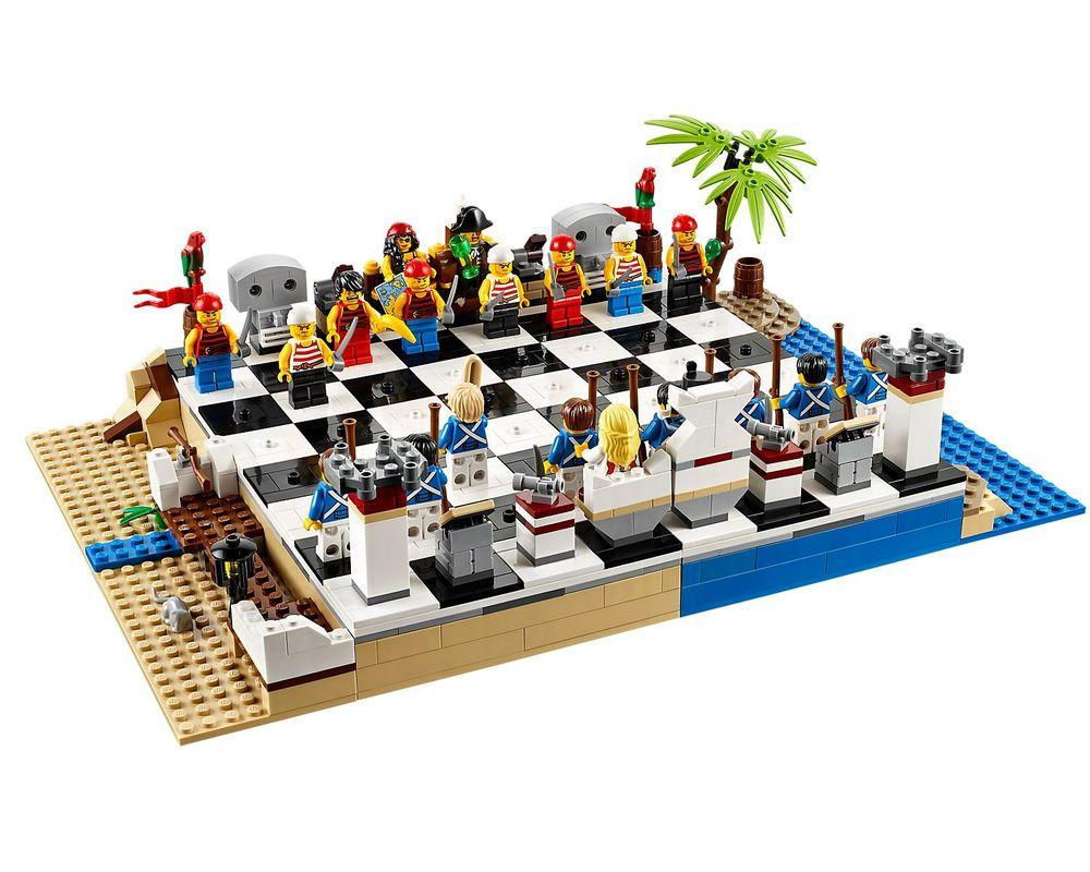 LEGO Set 40158-1 Pirates Chess Set