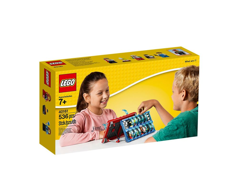 LEGO Set 40161-1 What Am I?