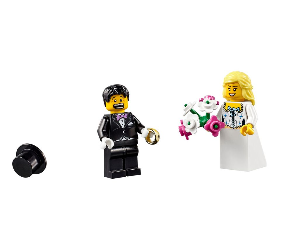 LEGO Set 40165-1 Minifigure Wedding Favor Set