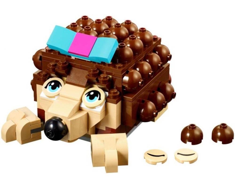 LEGO Set 40171-1 Hedgehog Storage (LEGO - Model)