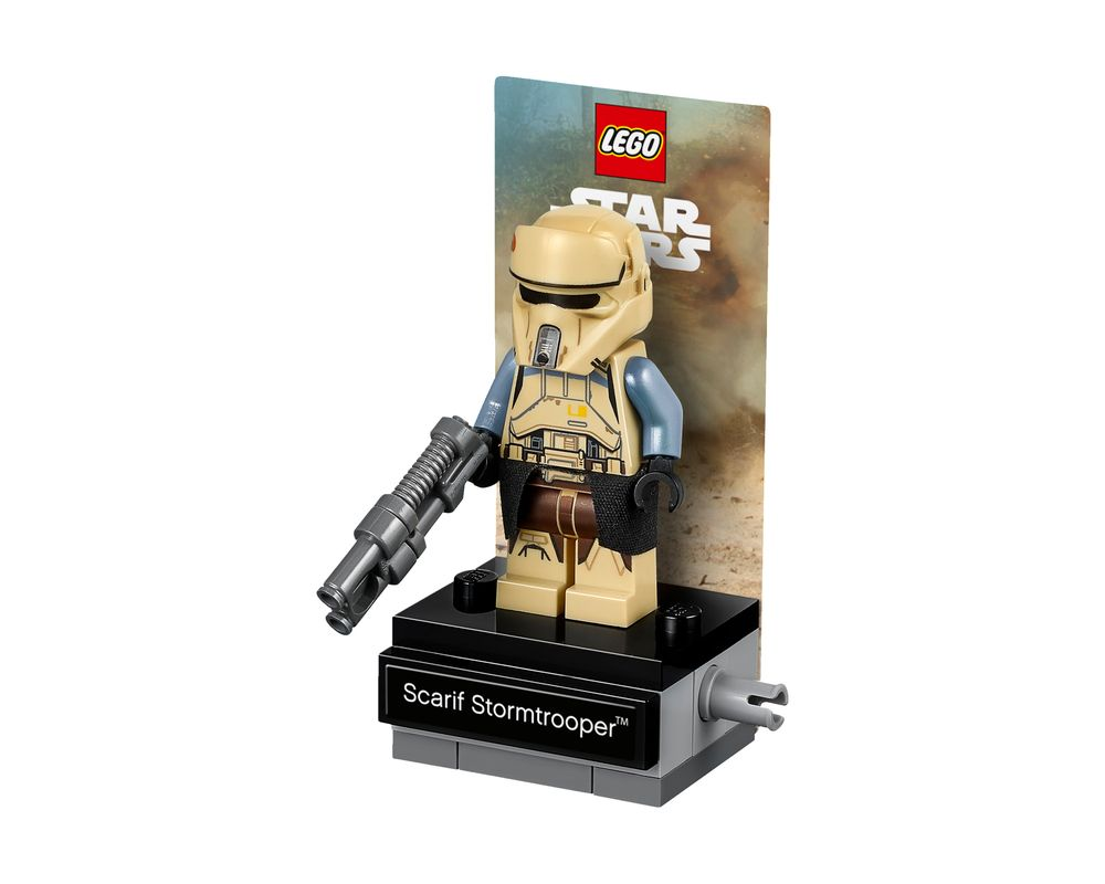 LEGO Set 40176-1 Scarif Stormtrooper (Model - A-Model)