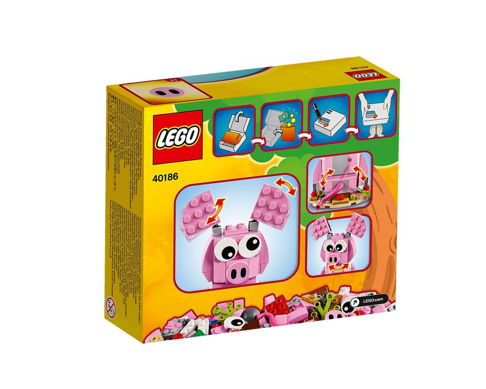 LEGO Set 40186-1 Year of the Pig