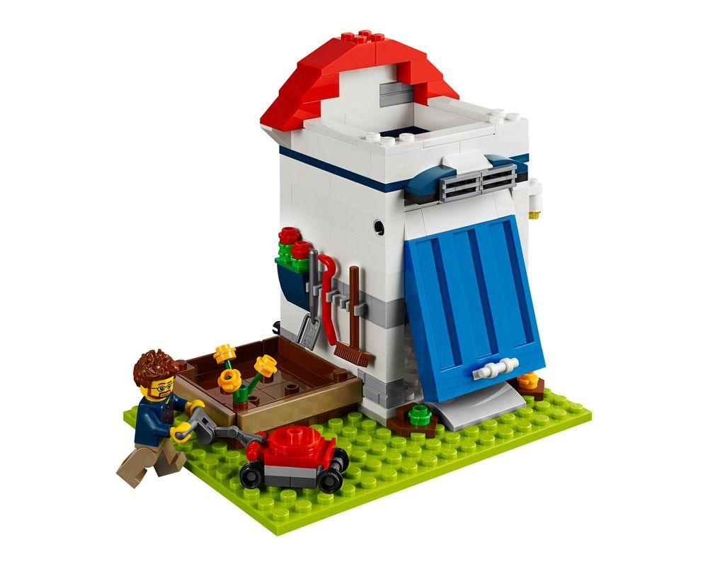 LEGO Set 40188-1 Pencil Pot (Model - A-Model)