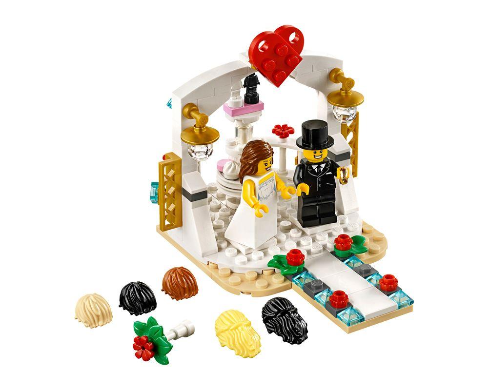 LEGO Set 40197-1 Wedding Favour 2018 (Model - A-Model)