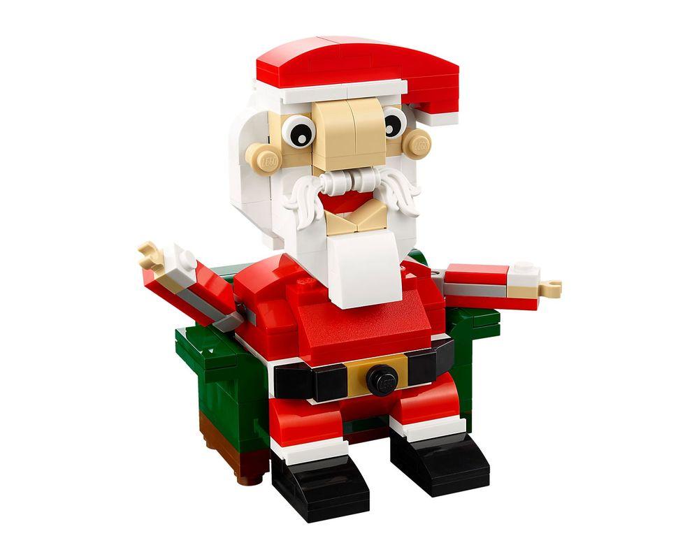 LEGO Set 40206-1 Santa