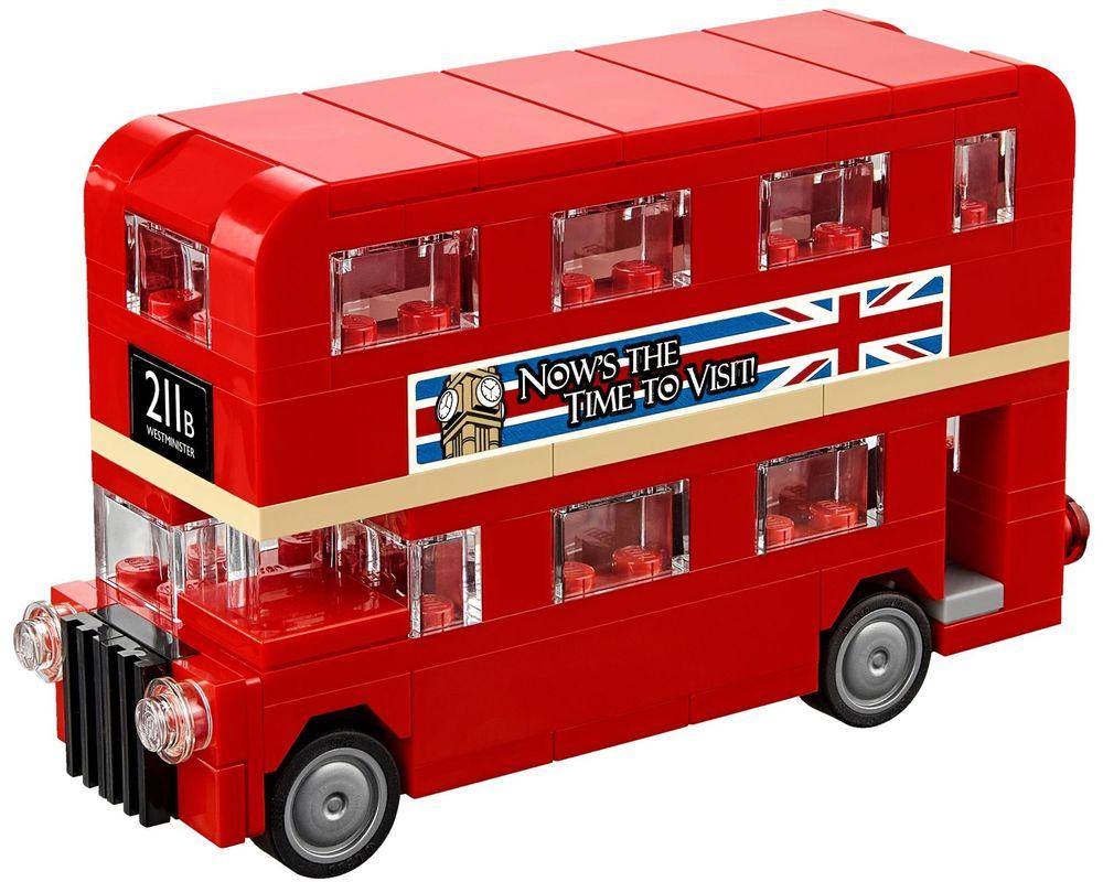 LEGO Set 40220-1 London Bus (LEGO - Model)