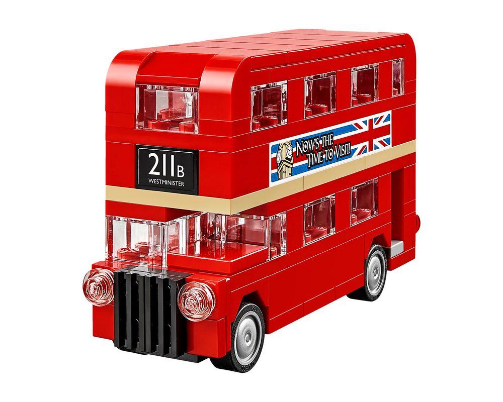 LEGO Set 40220-1 London Bus