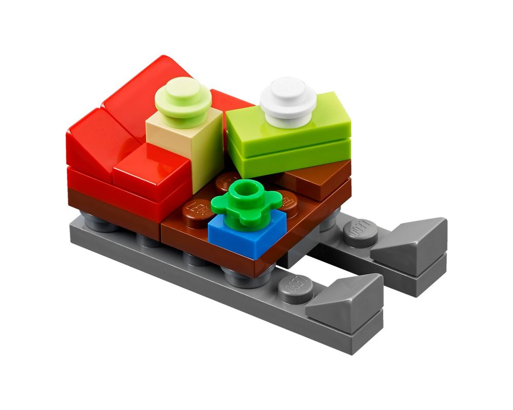 LEGO Set 40222-1 24-in-1 Holiday Countdown