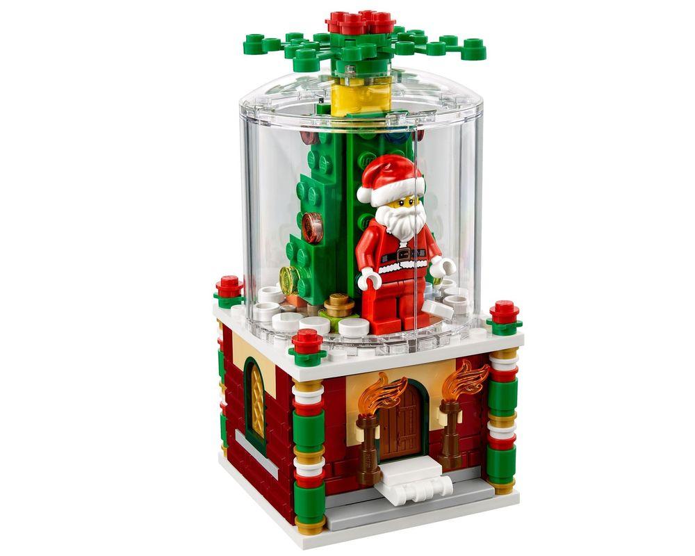 LEGO Set 40223-1 Snowglobe (LEGO - Model)