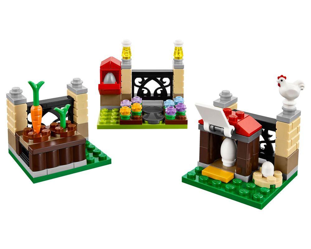 LEGO Set 40237-1 Easter Egg Hunt