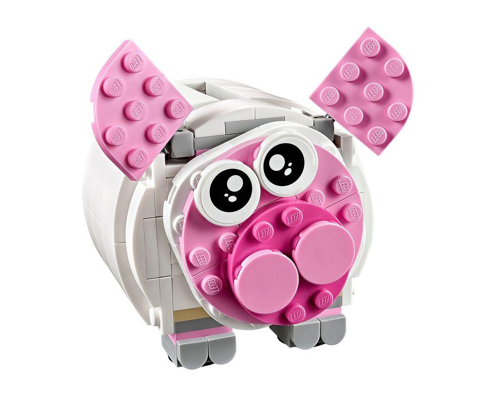 LEGO Set 40251-1 Mini Piggy Bank