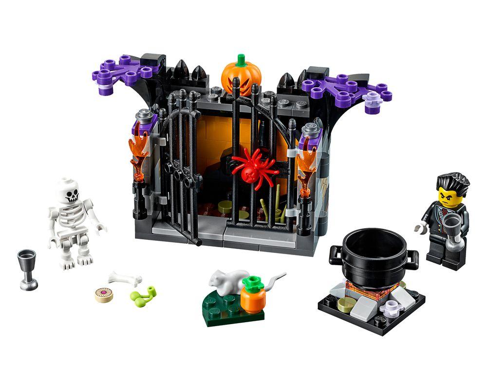 LEGO Set 40260-1 Halloween Haunt (LEGO - Model)