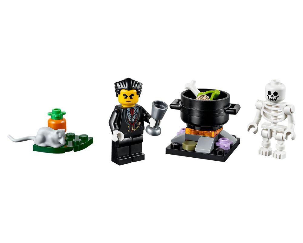 LEGO Set 40260-1 Halloween Haunt