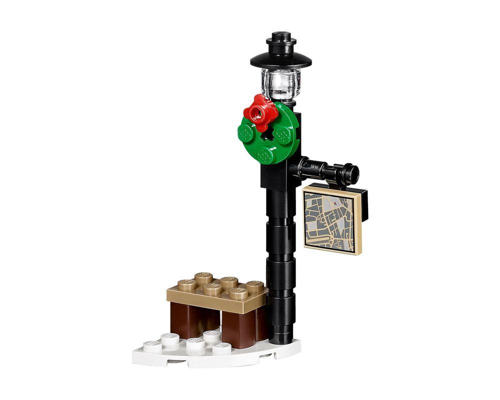 LEGO Set 40262-1 Christmas Train Ride