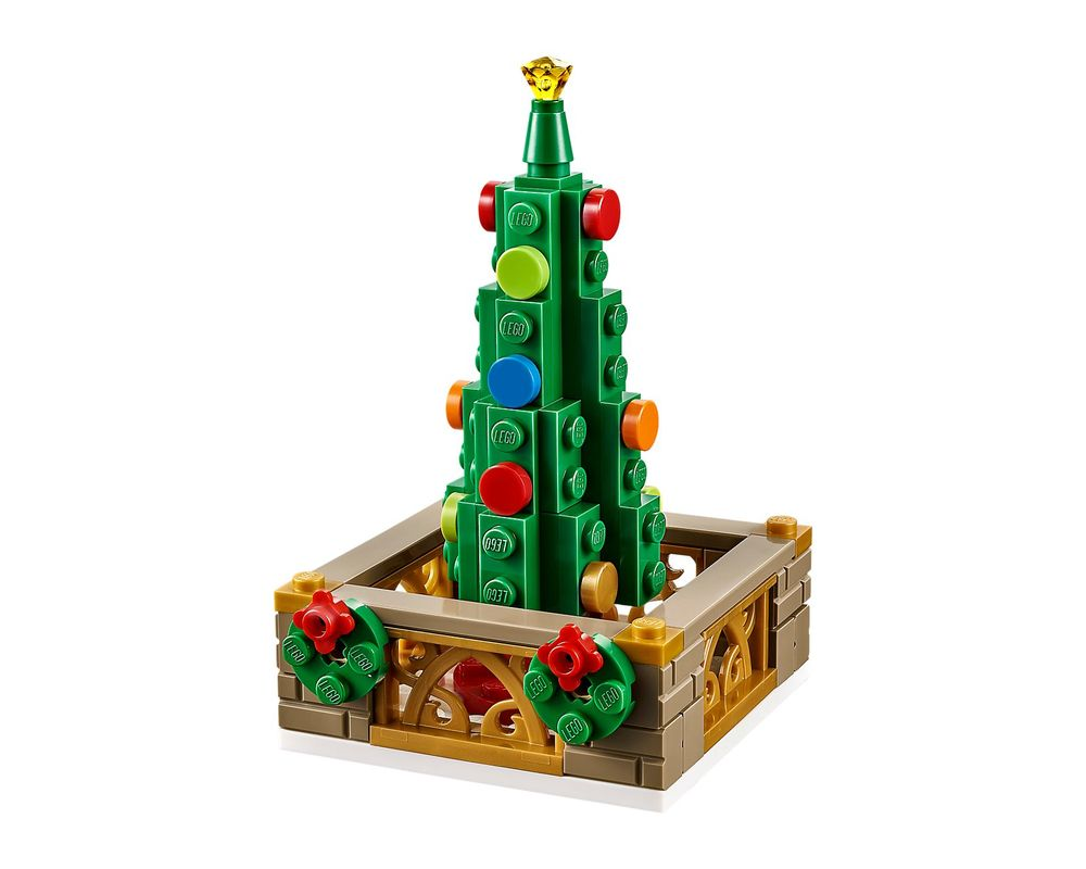 LEGO Set 40263-1 Christmas Town Square
