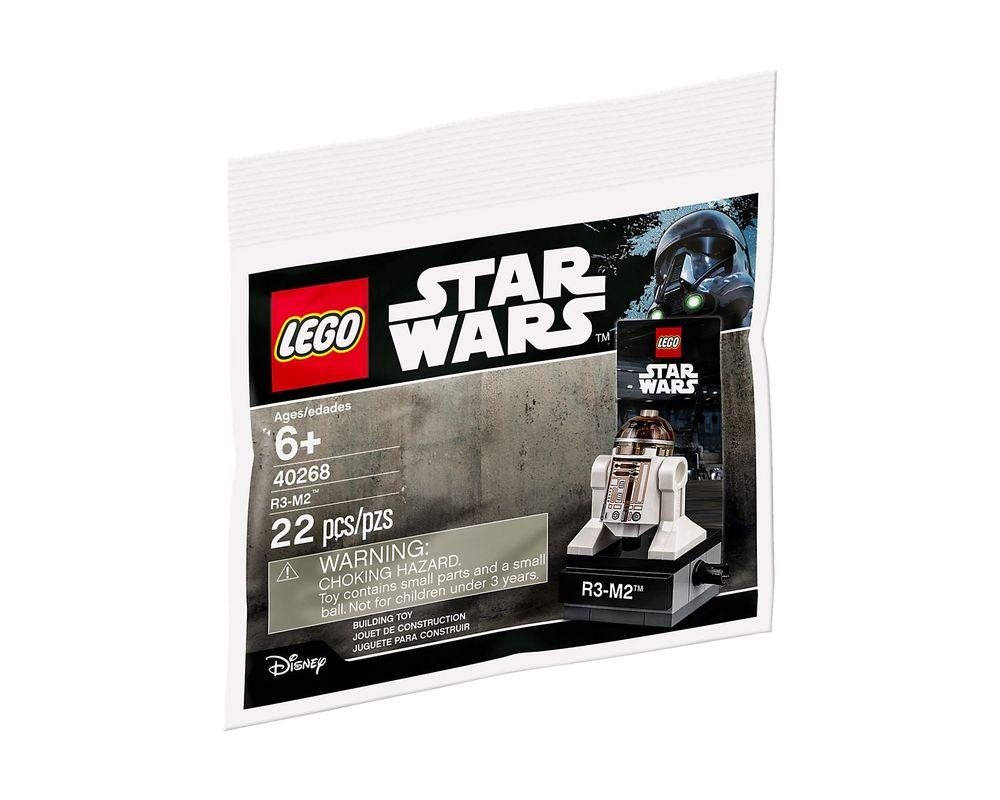 LEGO Set 40268-1 R3-M2