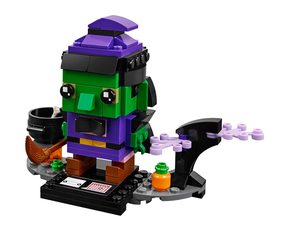 LEGO Set 40272-1 Witch (Model - A-Model)
