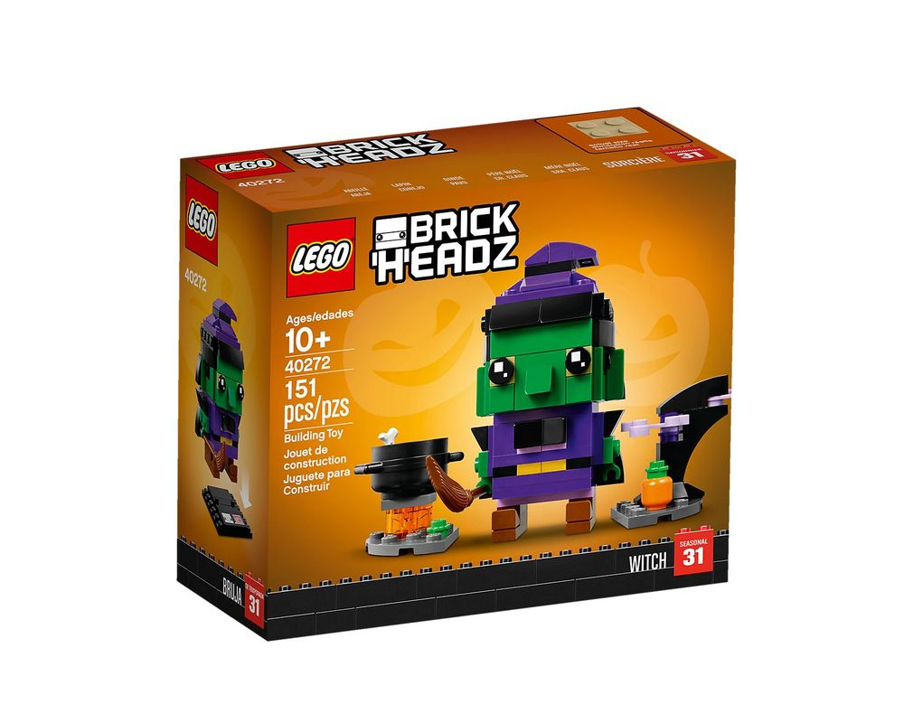 LEGO Set 40272-1 Witch