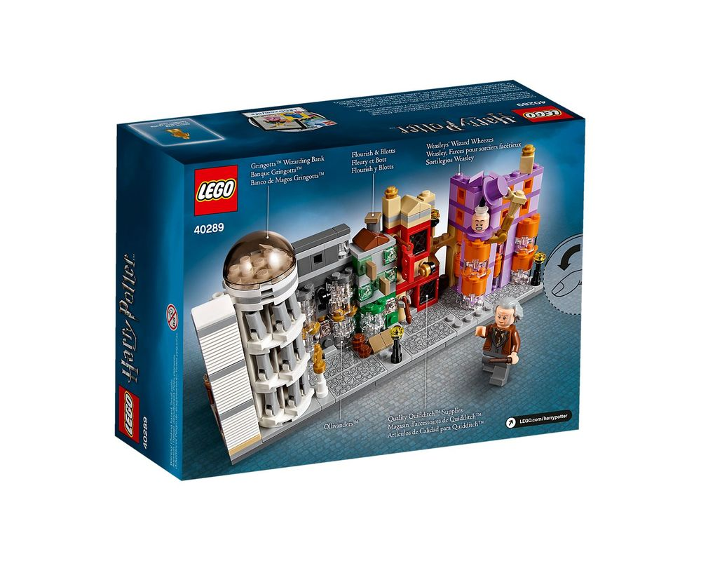 LEGO Set 40289-1 Diagon Alley
