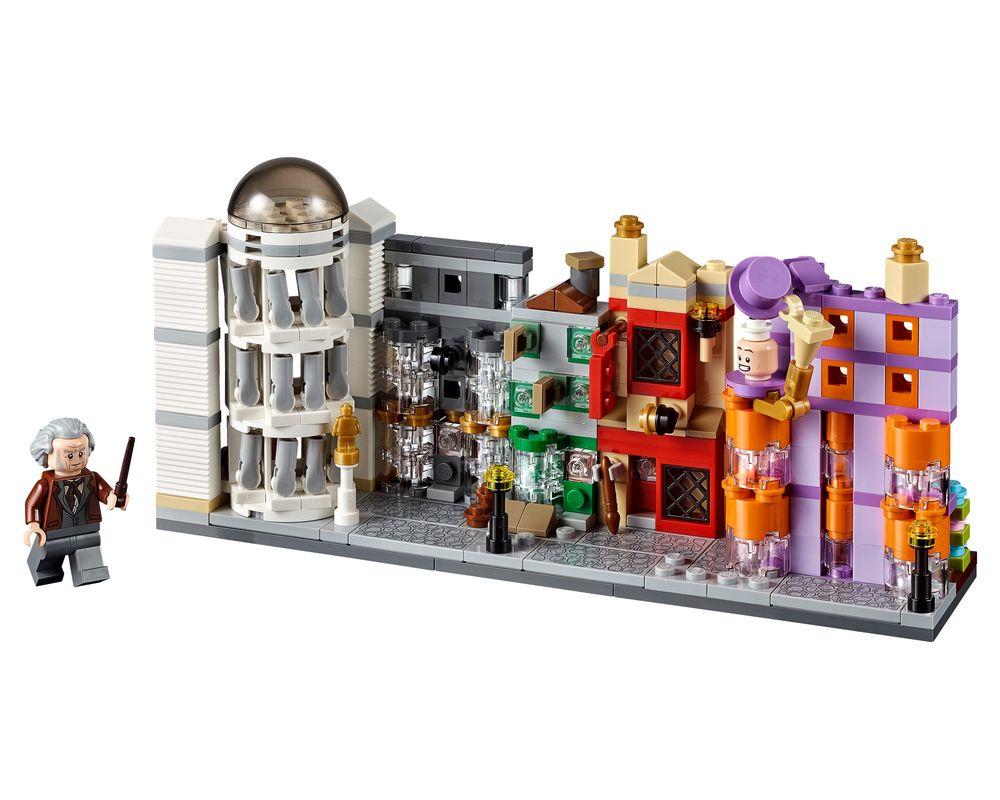 LEGO Set 40289-1 Diagon Alley (Model - A-Model)