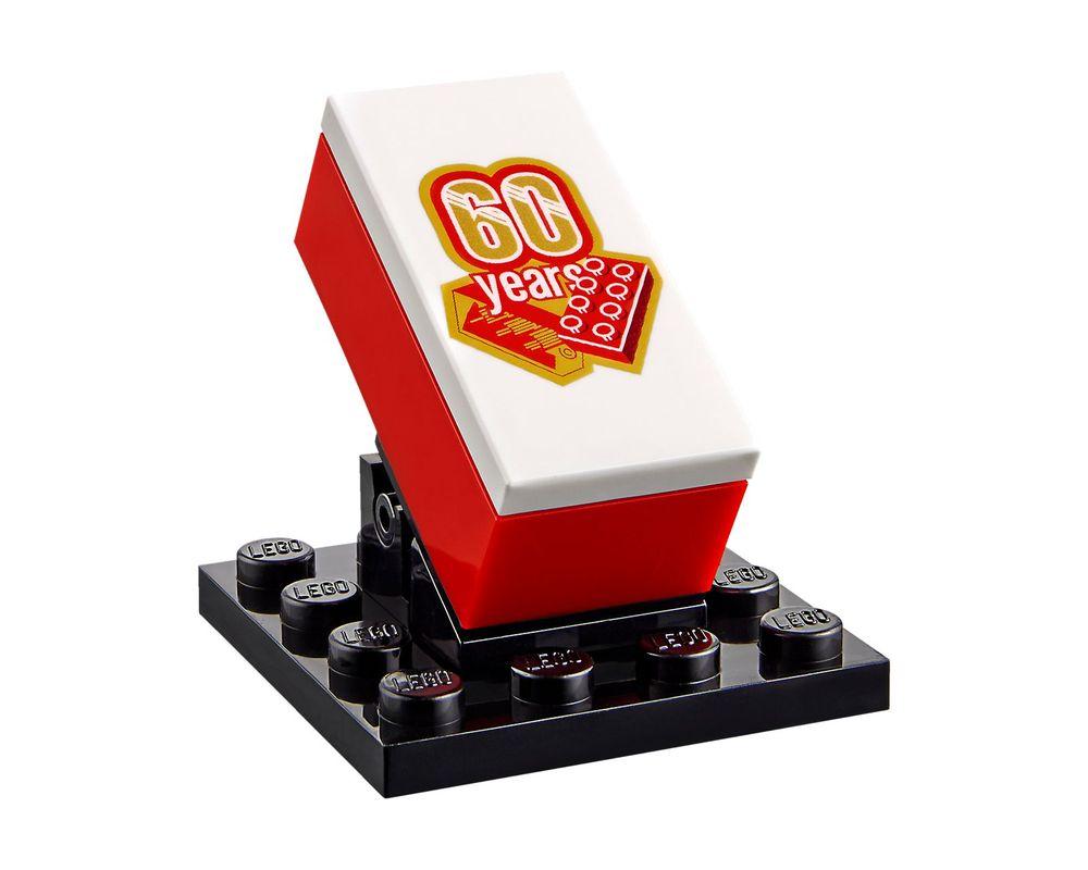 LEGO Set 40290-1 60 Years of the LEGO Brick