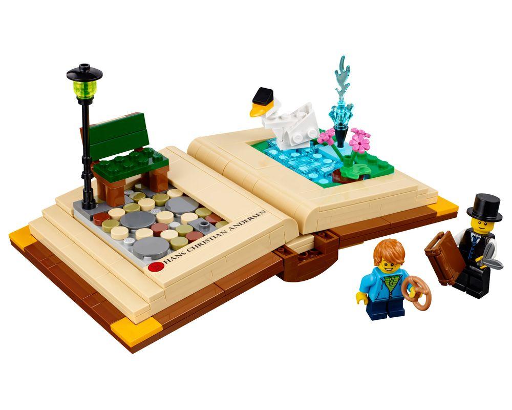 LEGO Set 40291-1 Creative Personalities (Model - A-Model)