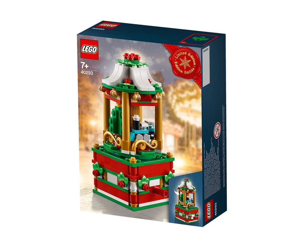 LEGO Set 40293-1 Christmas Carousel