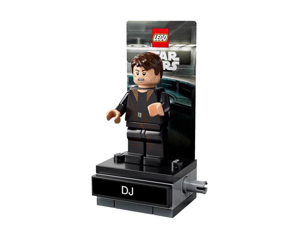 LEGO Set 40298-1 DJ (LEGO - Model)