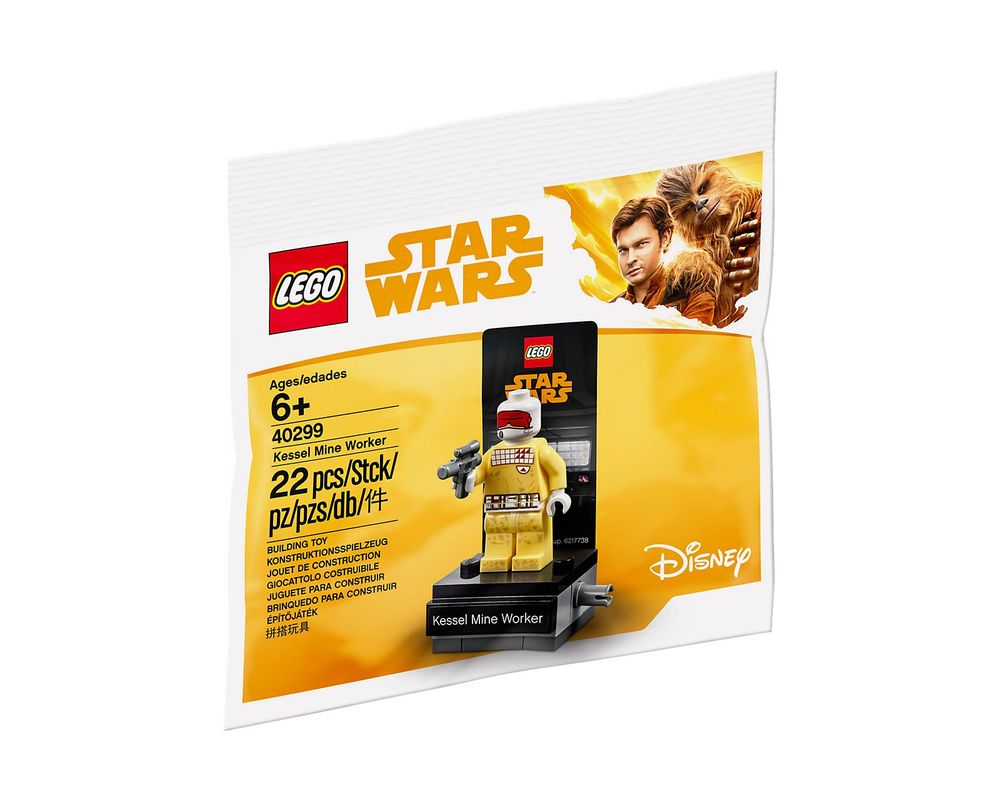 LEGO Set 40299-1 Kessel Mine Worker