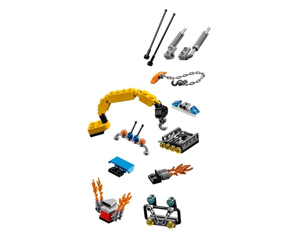 LEGO Set 40303-1 Boost My City Vehicle Set