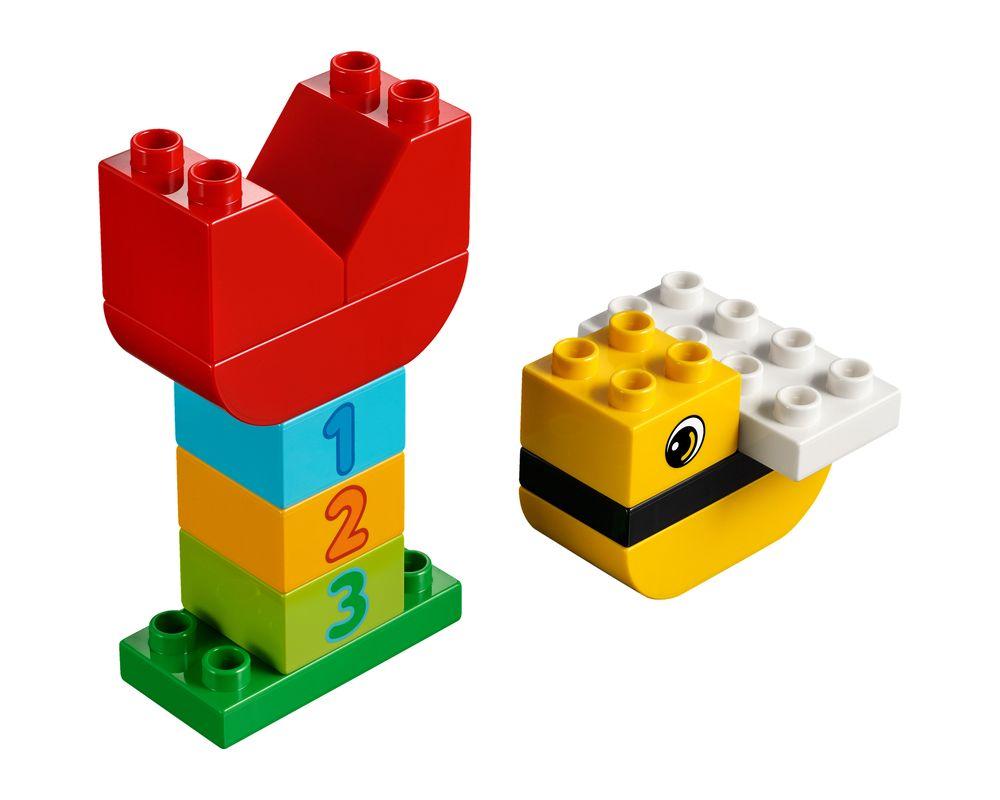 LEGO Set 40304-1 Numbers (LEGO - Model)