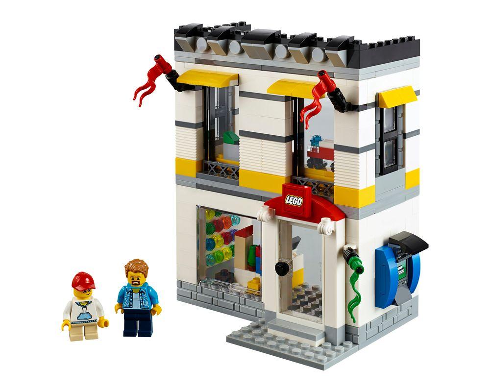 LEGO Set 40305-1 LEGO Brand Store (LEGO - Model)