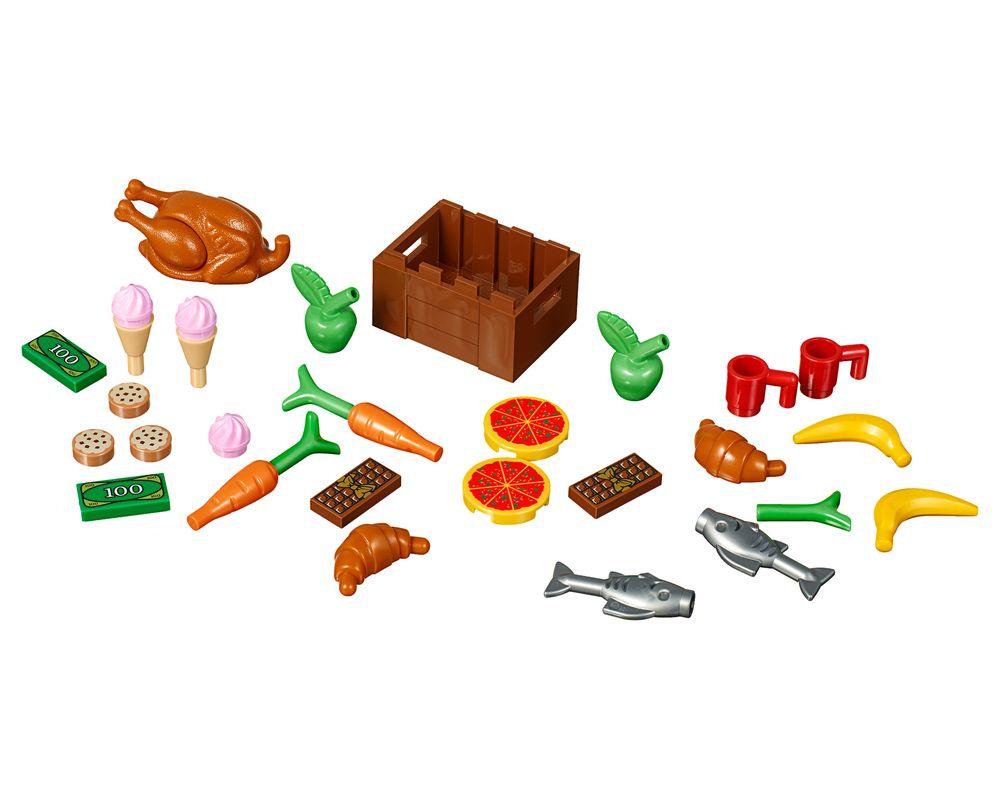 LEGO Set 40309-1 Food Accessories (Model - A-Model)