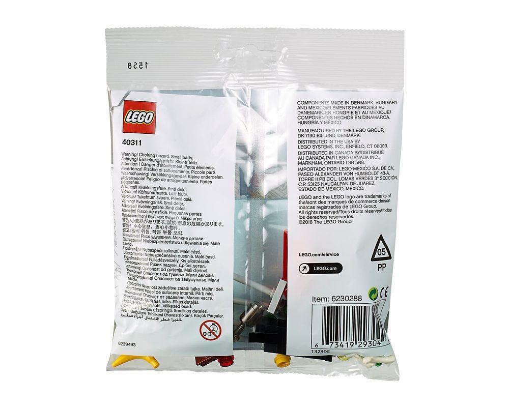 LEGO Set 40311-1 Traffic Lights