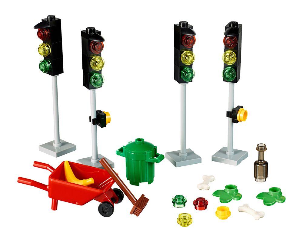 LEGO Set 40311-1 Traffic Lights (Model - A-Model)