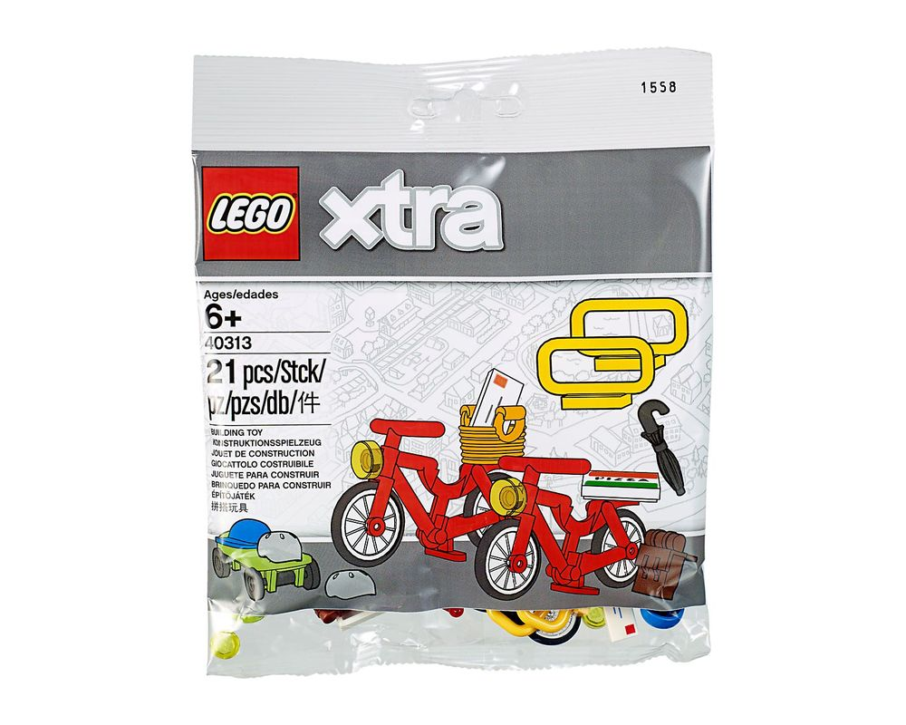 LEGO Set 40313-1 Bicycles