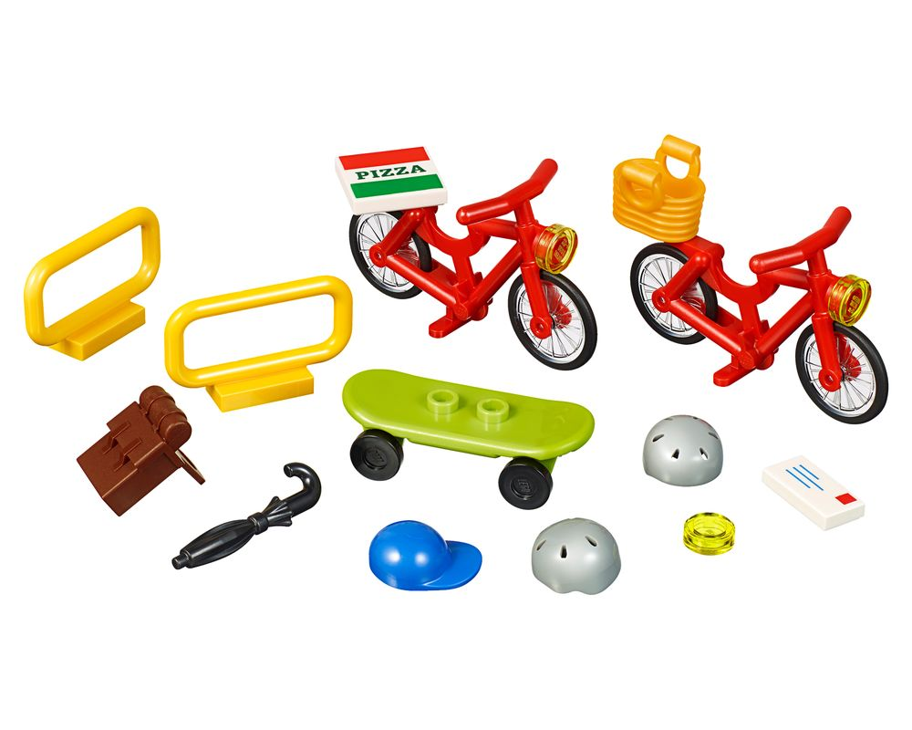 LEGO Set 40313-1 Bicycles (LEGO - Model)