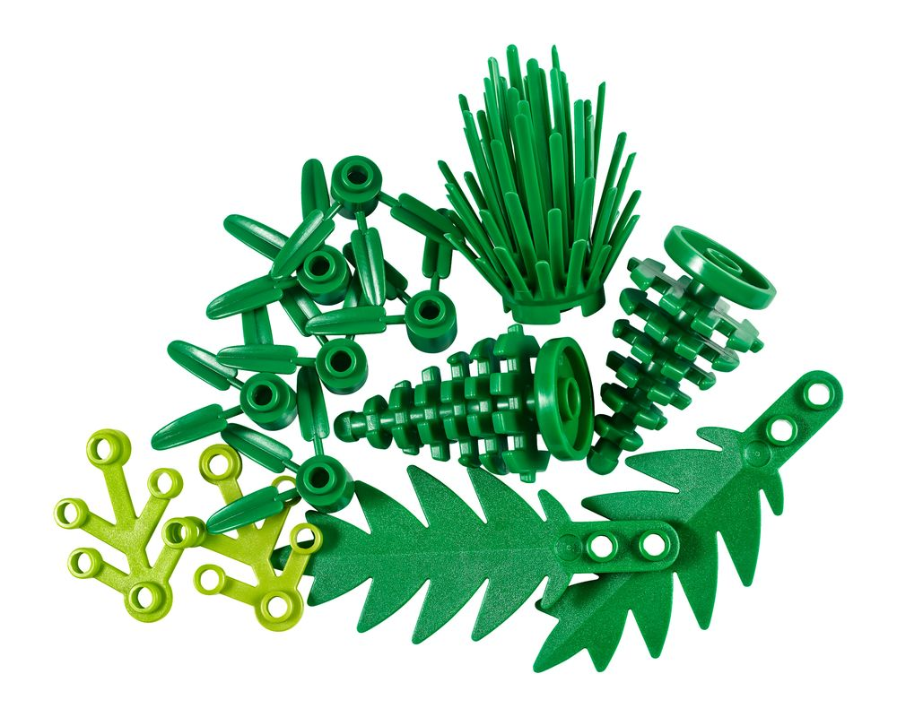 LEGO Set 40320-1 Plants from Plants (LEGO - Model)