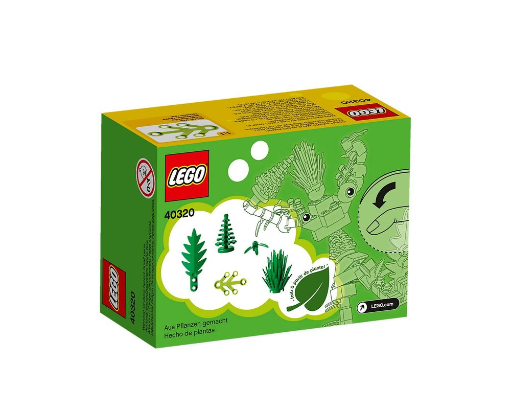 LEGO Set 40320-1 Plants from Plants