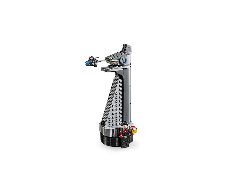 LEGO Set 40334-1 Avengers Tower