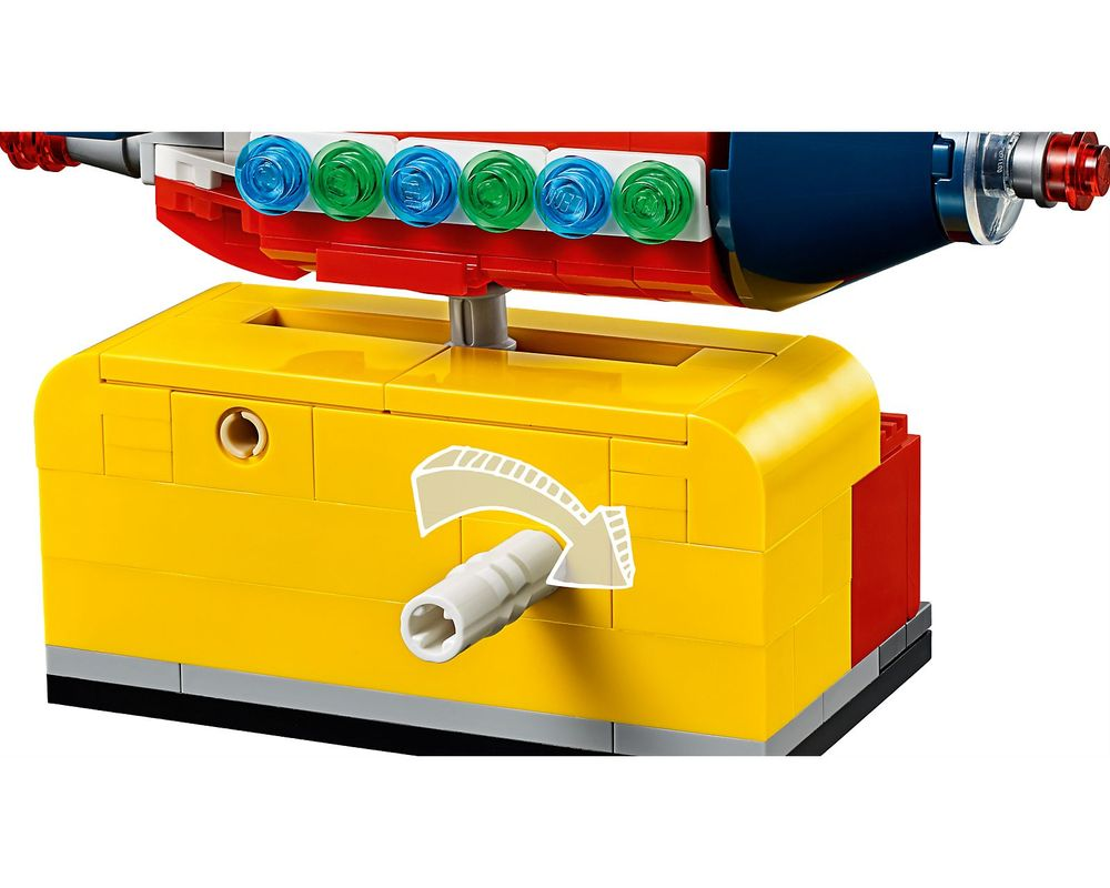 LEGO Set 40335-1 Space Rocket Ride