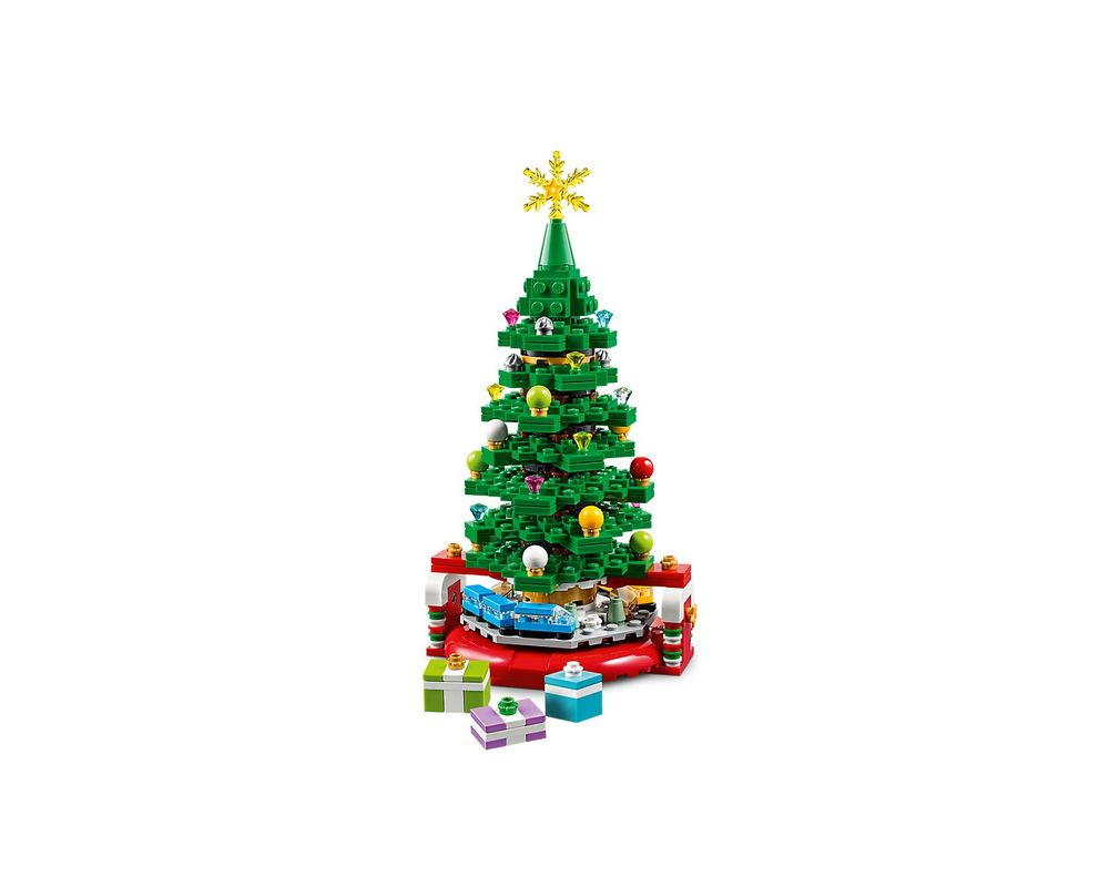 LEGO Set 40338-1 Christmas Tree