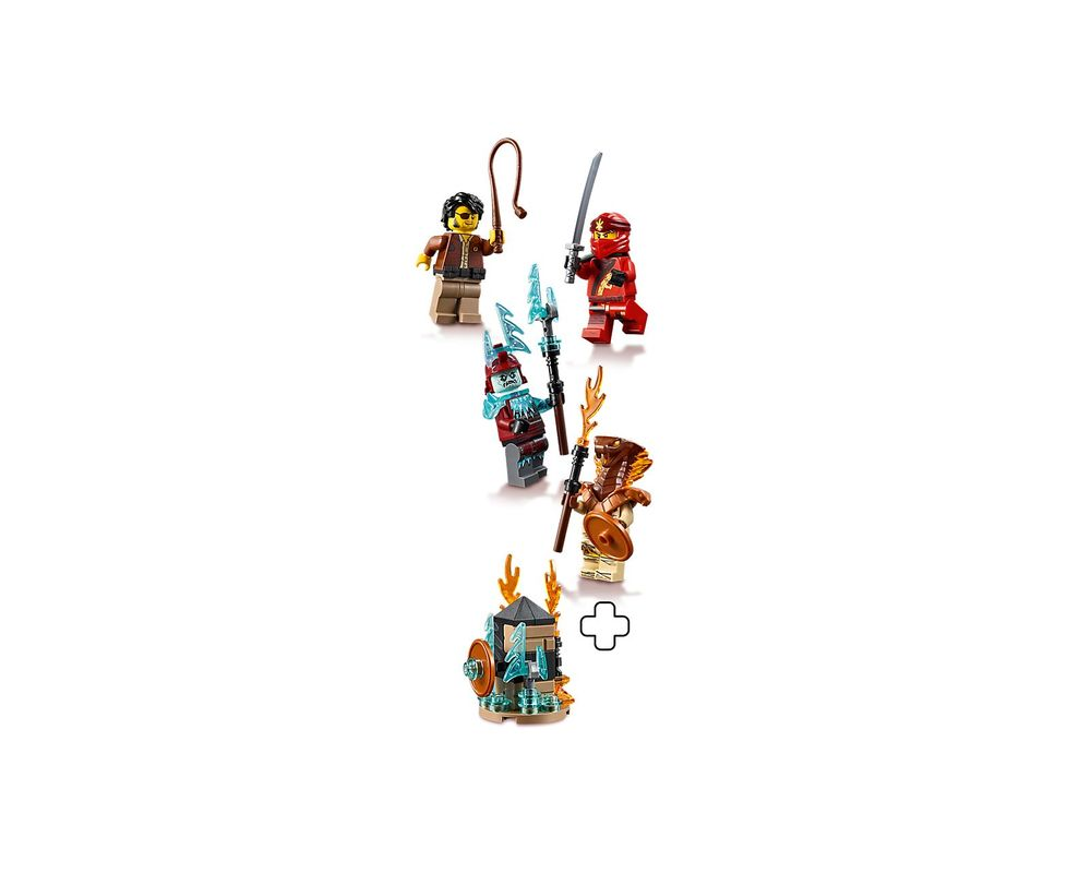 LEGO Set 40342-1 Minifigure Pack