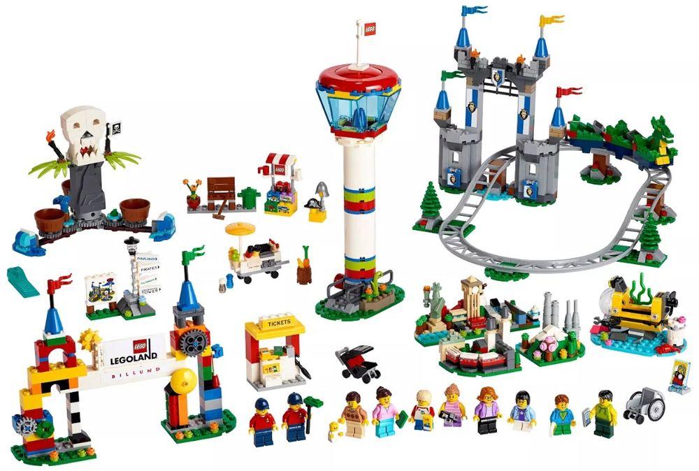 LEGO Set 40346-1 LEGOLAND Park (2019 Legoland Parks ...