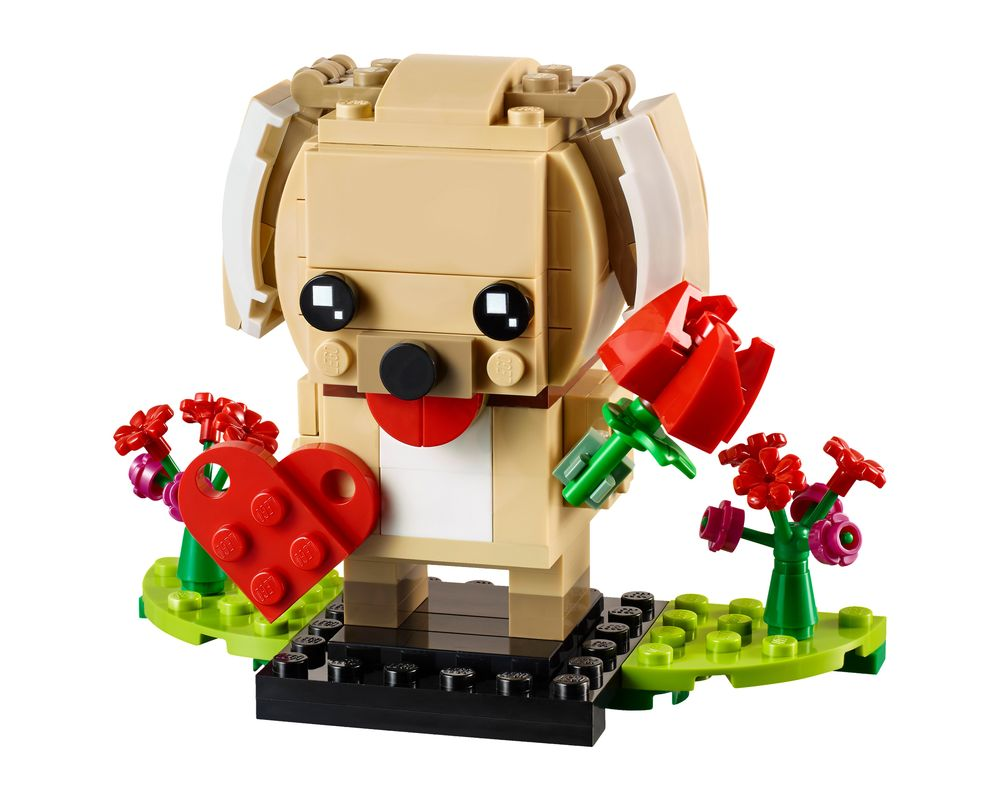 LEGO Set 40349-1 Puppy (Model - A-Model)