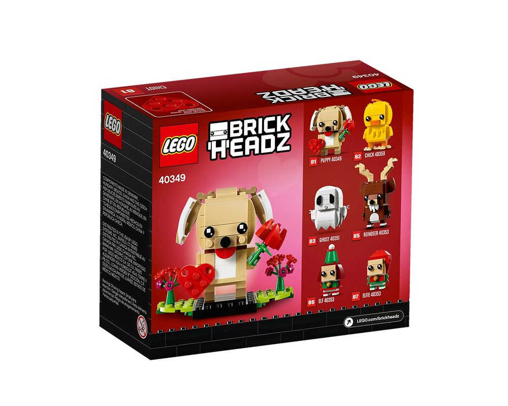 LEGO Set 40349-1 Puppy