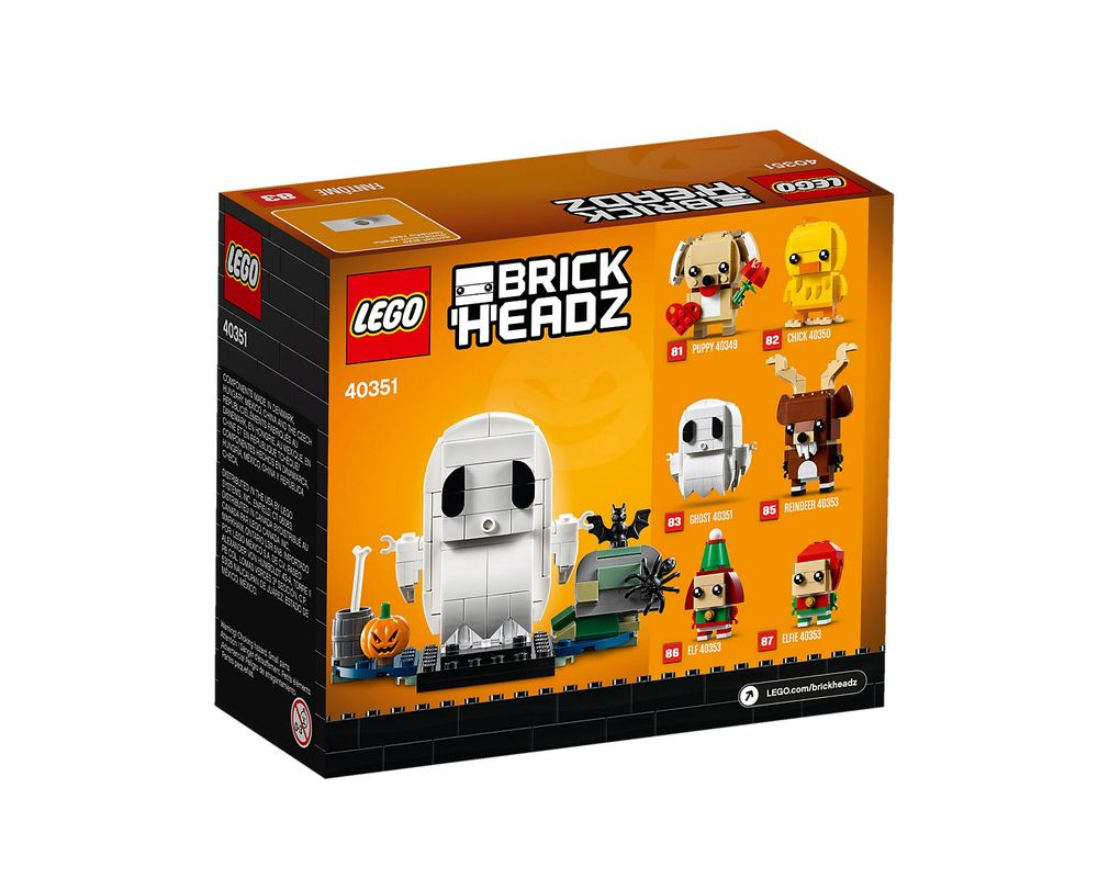 LEGO Set 40351-1 Ghost