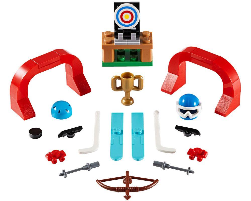 LEGO Set 40375-1 Sports Accessories (Model - A-Model)